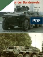 Waffen Arsenal - Band 119 - Radpanzer der Bundeswehr - Luchs und Fuchs