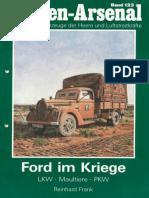 Waffen Arsenal - Band 123 - Ford im Kriege