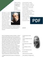 Biografía de Ricardo PalmaNació El 7 de Febrero de 1833 en Lima