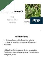 12-Polimorfismo en C#