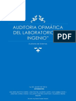 Auditoria ofimatica