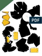 Create your own Tux Penguin