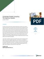 Portable Ergonomic White Paper