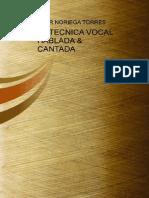 172301046 La Tecnica Vocal Hablada Amp Cantada