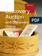 Discovery featuring Country Americana | Skinner Auction 2741M-2739T