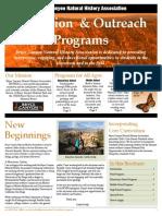 BCNHAEducationOutreachPrograms20132[1]