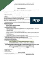 Consideraciones de Formato de La Carátula