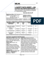 cd msds for ups series