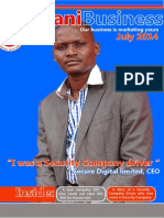 Kasarani Business Magazine Issue #001