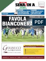 Cesena promosso in serie A 5 Luglio 2014
