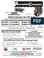 aq i can swim lessons 2014 summer 2pages