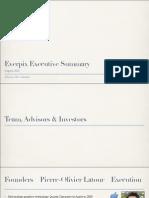 Everpix+VC+Pitch+Deck
