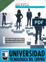 Revista - Informatica Juridica y El Derecho Informatico