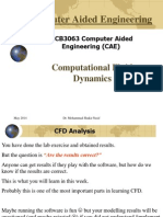 CFD Analysis Lecture May 2014