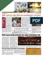 Rec Center News Sun City West Nov 2009