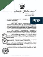 Manual Basico Para La Estimacion de Riesgo 2006