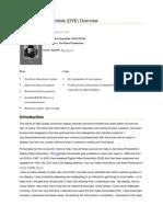 Digital Video Essentials Quick Guide