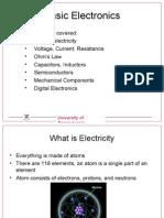Basic Electronics Presentation