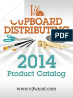 Cupboard Distributing Catalog 2014