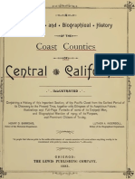 Memorial and Biographical History of the Coast Counties of Central California