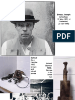 9. Joseph Beuys
