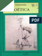 ARISTOTELES- Poética