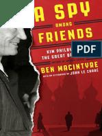 Spy Among Friends by Ben Macintyre - Excerpt