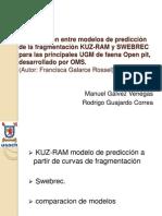 Comparación Entre Modelos de Predicción de La Fragmentación Terminado