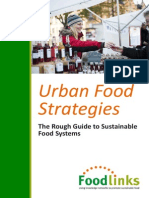 Urban Food Strategies