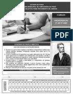 INST MACHADODE ASSIS 132 Prova de Professor de 1 Ao 5 Ano
