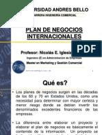 Plan de Negocios Internacionales II Parte