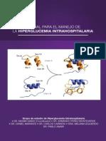 Manual Para El Manejo de La Hiperglucemia Intrahospitalaria 2012