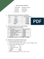 Rincian Minggu Efektif 2012