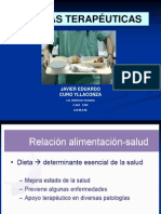 7 Dietas Terapéuticas 2011