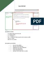 Basic Matlab