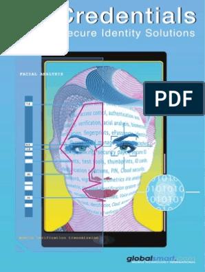 eID Credentials 2014 pdf   Identity Document   Smart Card