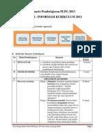 Skenario Pembelajaran PLPG 201303-KUR