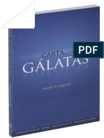 Daniel Chiquete - Carta a Los Galatas (Comentario - Unidas, Sociedades-Biblicas)