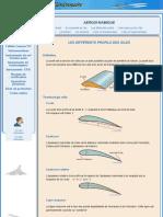 Profils Et Formes Des Ailes