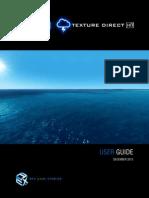 REX4 Texture Direct User Manual