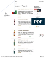 Apéritifs, Amers & Vermouth - Page3 - La Maison Du Whisky