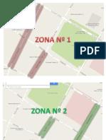 Censo Arboreo en Vecinal Saenz Peña