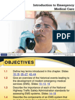 Ch01 Lecture Introduction to Emergency Medical Care