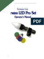 NanoLEDPro Manual