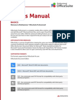 OfficeSuite Pro UserManual IOS