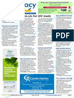 Pharmacy Daily for Tue 08 Jul 2014 - $16.2m for HIV meds, New NAPSA branches, Wide NSAIDs abuse, Janssen-Sanofi link and much more