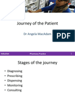Journey of Patient