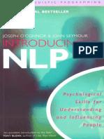Introducing Nlp Ebook