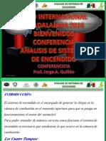 Analisis de Sistemas de Encendido Conferencia Ok