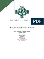 Tasks Threads Proc s